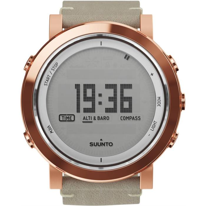 Suunto SS022441000 ESSENTIAL CERAMIC COPPER Erkek Kol Saati