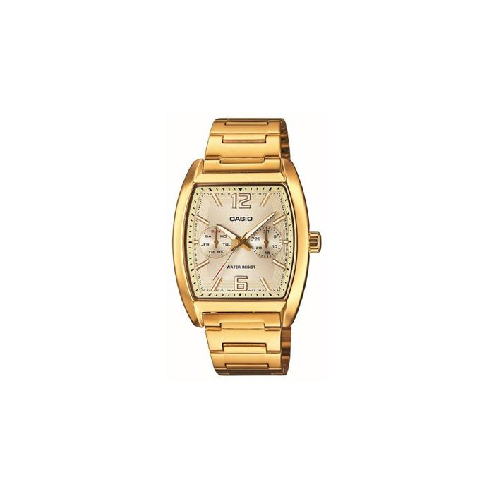 Outlet Casio MTP-E302G-9ADF Kol Saati